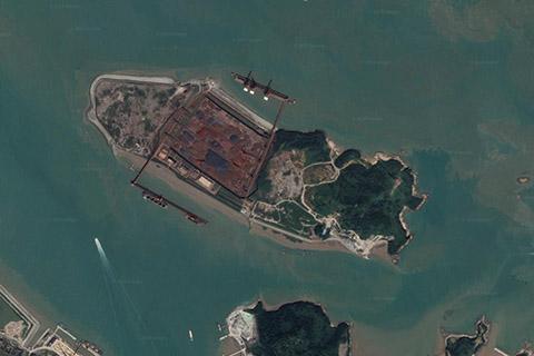 Liangtan Island