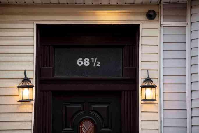 Половина номера на Норман-стрит