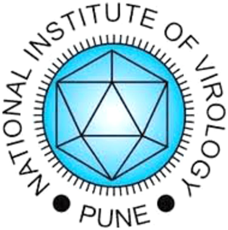 National Institute of Virology logo