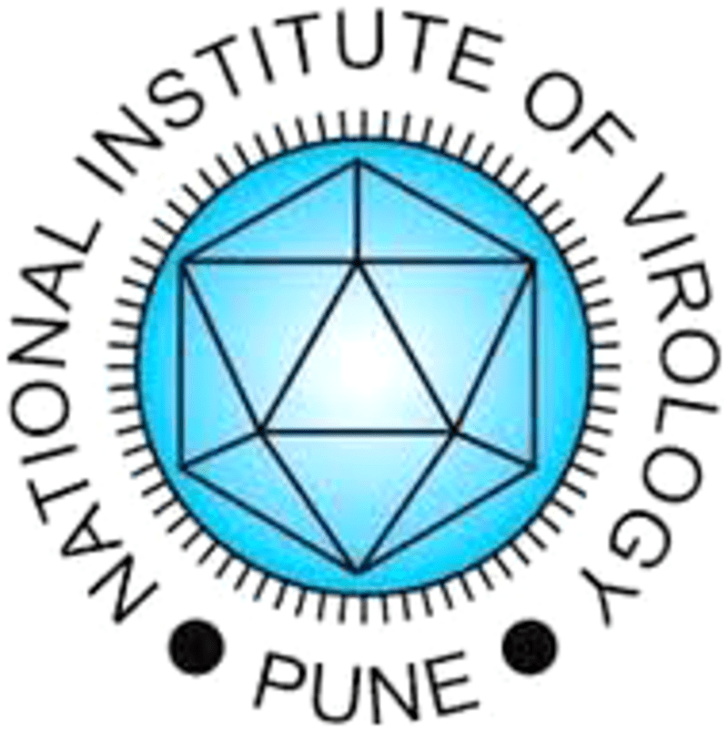 National Institute of Virology logo