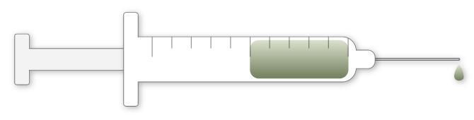 1 syringe sinopharm 335