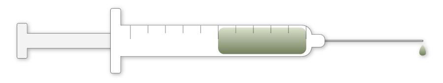 1 syringe sinopharm 450