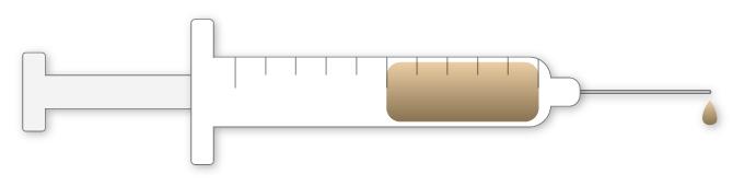 1 syringe sinovac 335