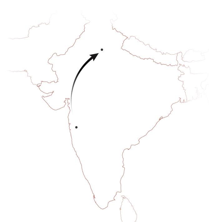 pune to delhi red Artboard 3