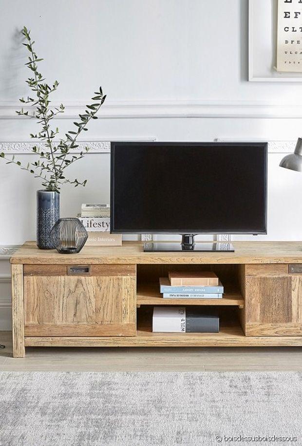 selection de meubles tv scandinaves