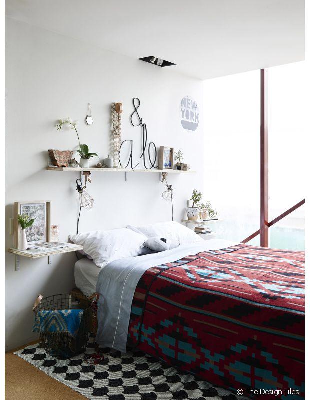 accroche au dessus de mon lit