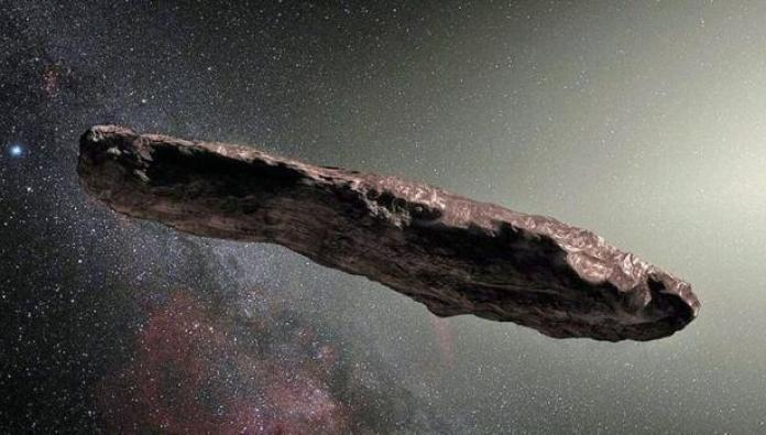 Ni asteroide, ni nave espacial alienígena: Esto es en realidad el primer  visitante interestelar