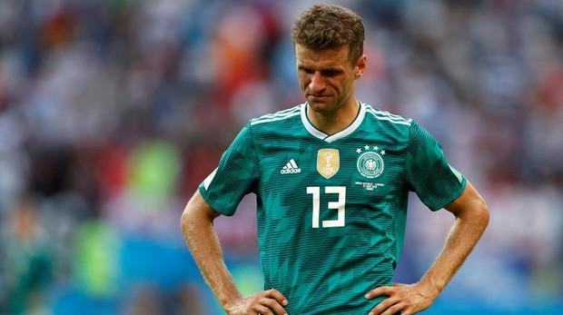 Muller, indignado por su exclusión de la selección alemana