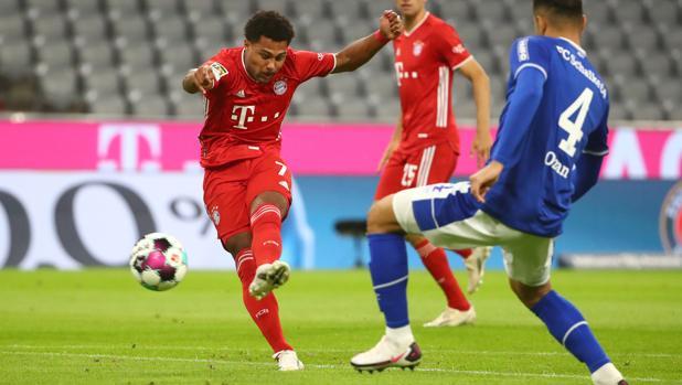 Bayern - Schalke en directo