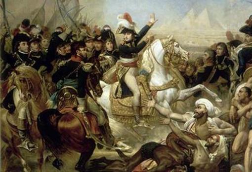 Batalla de las Pirámides (posterior a la de Chebreis)