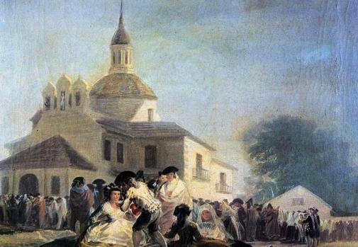La primera ermita de San Isidro data del año 1528, y se construyó por iniciativa de Isabel de Portugal,