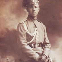 Lieutenant Vladimir Karpovich Kotlinsky, commander of the Osowiec fortress during the attack.
