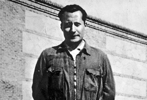 José Antonio Primo de Rivera, en prisión