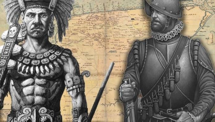 Gonzalo Guerrero el traidor español que se convirtió en jefe maya y luchó  20 años contra los conquistadores