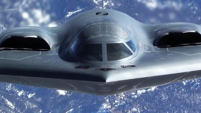 Northrop Grumman B-2 Spirit Avión militar