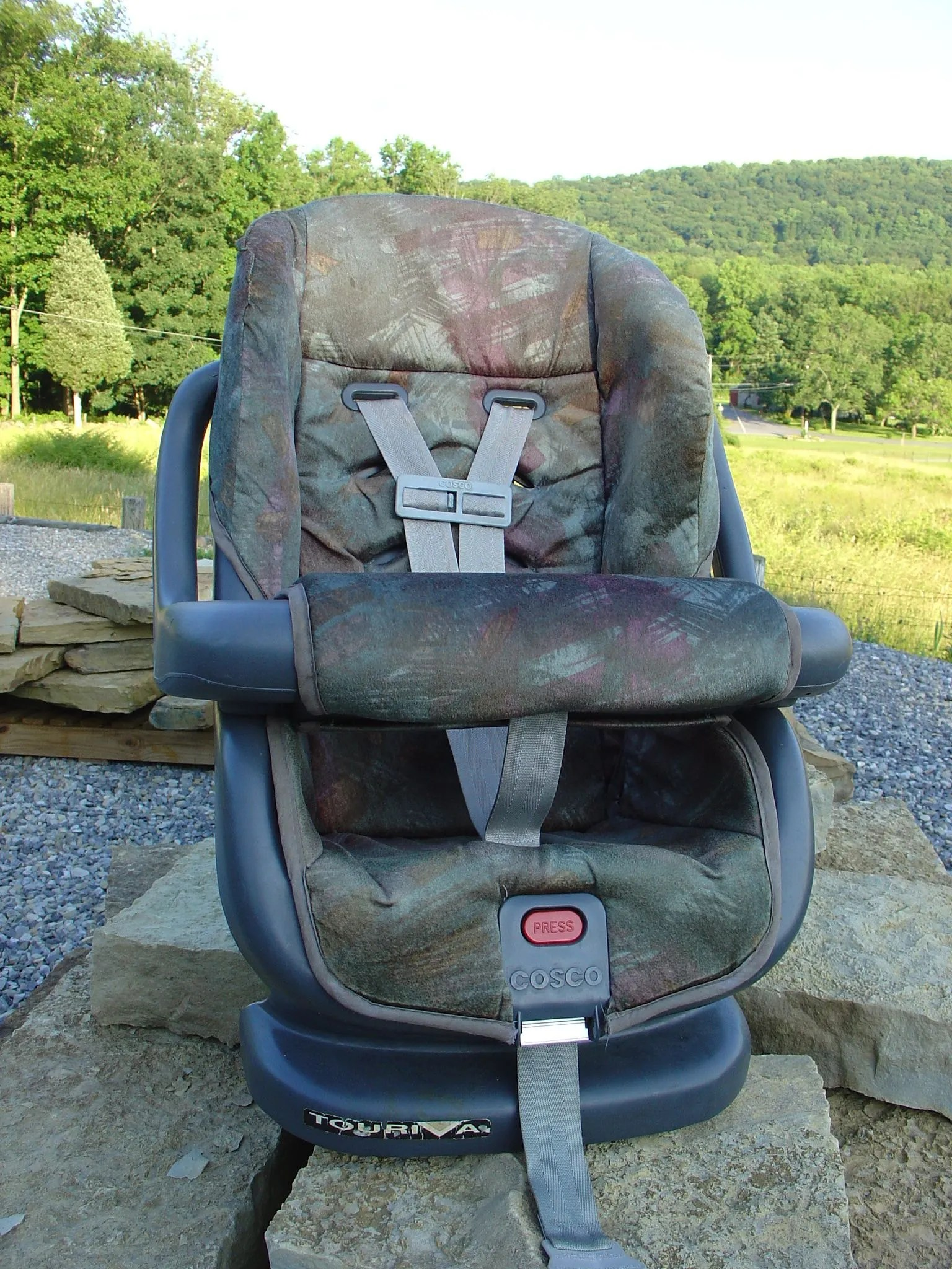 12 In 1985 Car Seat Safety Laws Were Passed