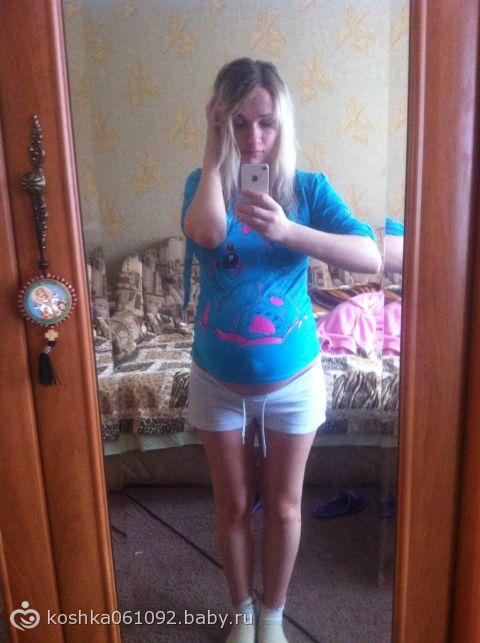 Беременность месяц 5 фото