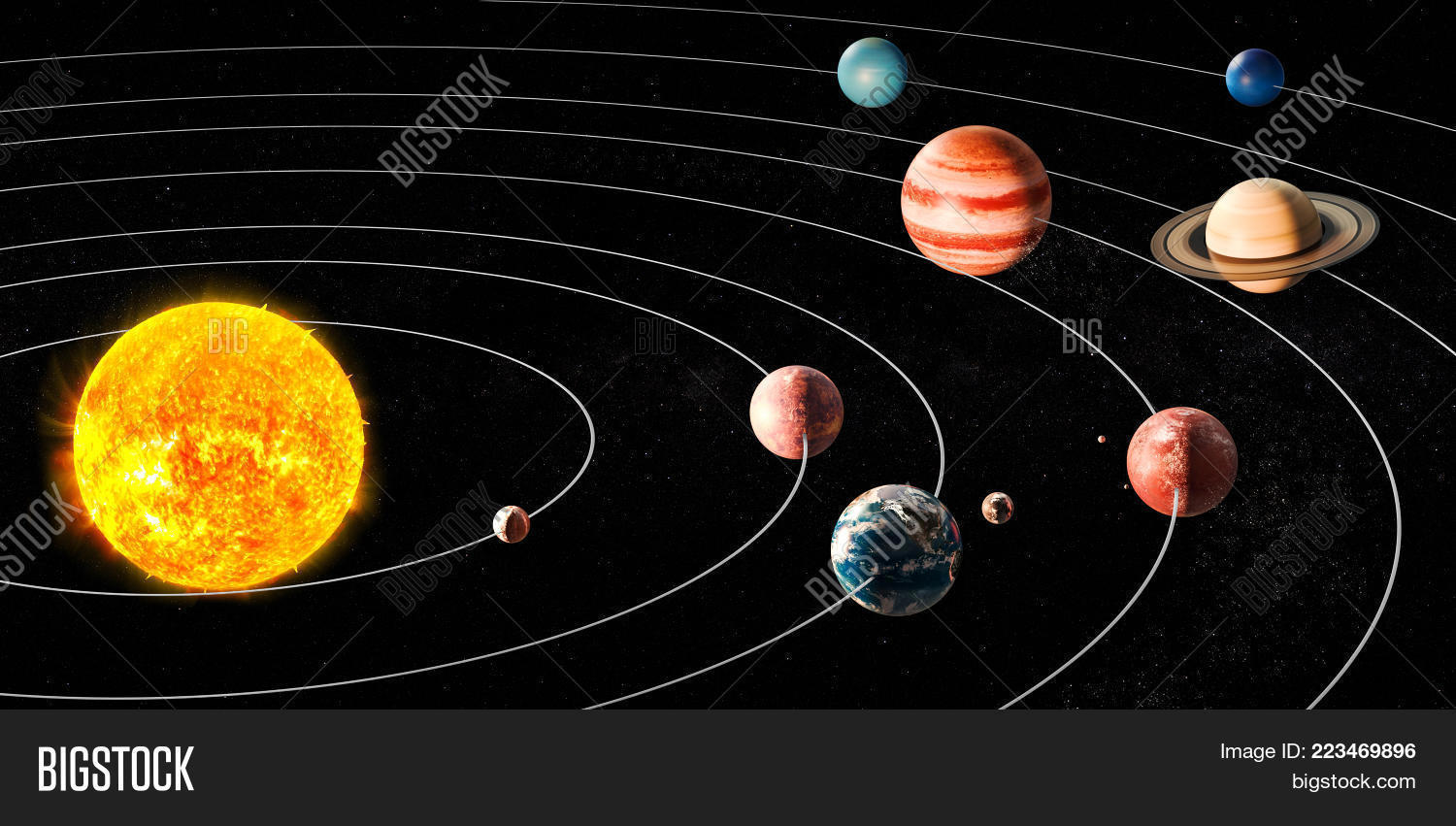 Sun Planets Solar Image Amp Photo Free Trial