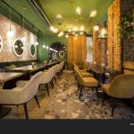 Restaurant Modern Image Photo Free Trial Bigstock