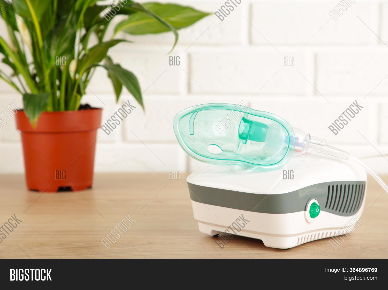 Compressor Nebulizer Image & Photo (Free Trial)   Bigstock