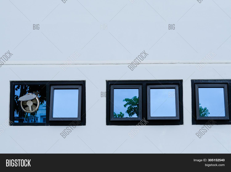 window on modern home image photo
