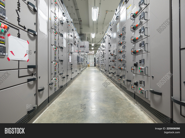 Electrical Switchgear Image & Photo (Free Trial)   Bigstock