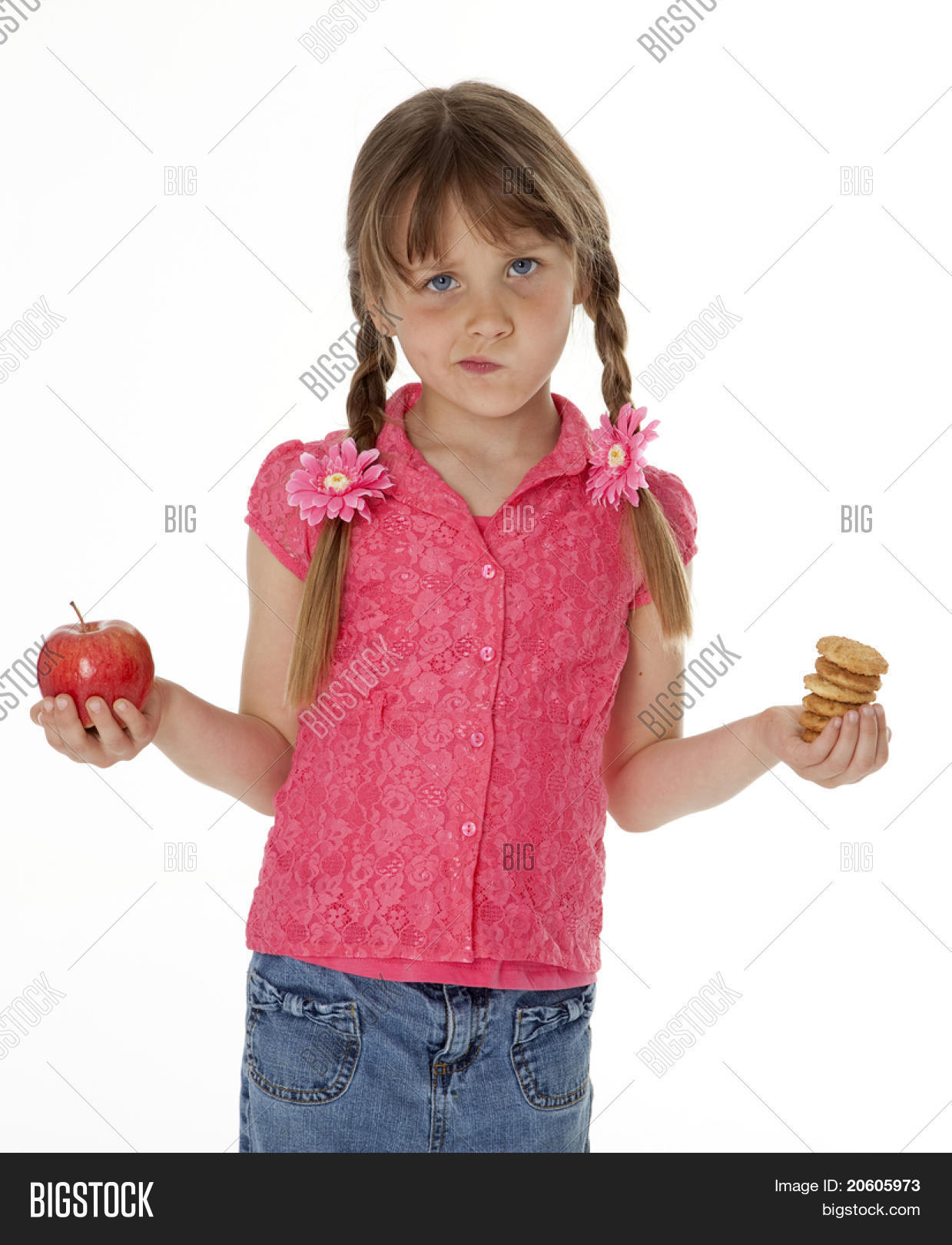 7 Year Old Girl Image Amp Photo Free Trial