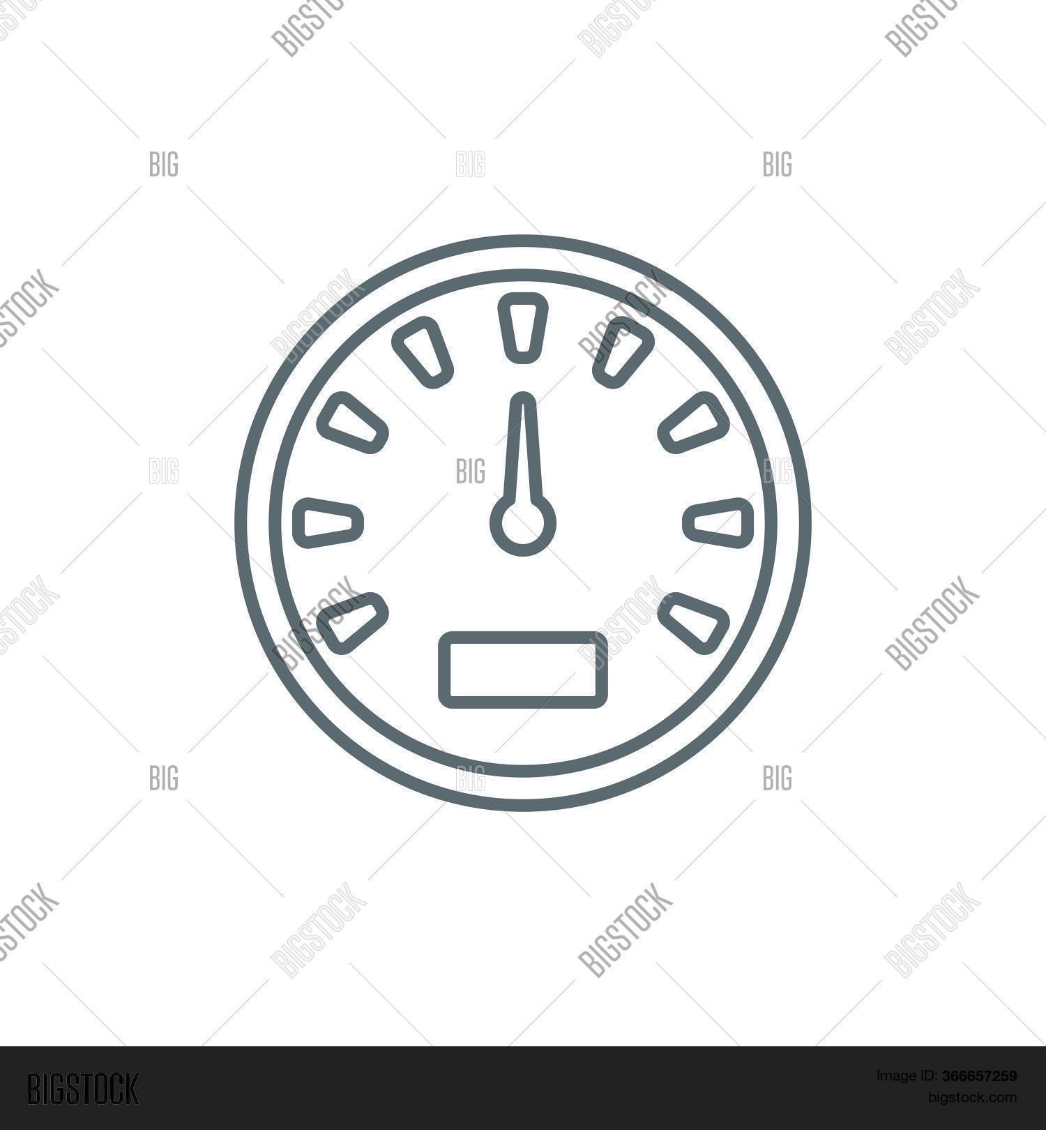 Dashboard Gauge Vector Amp Photo Free Trial