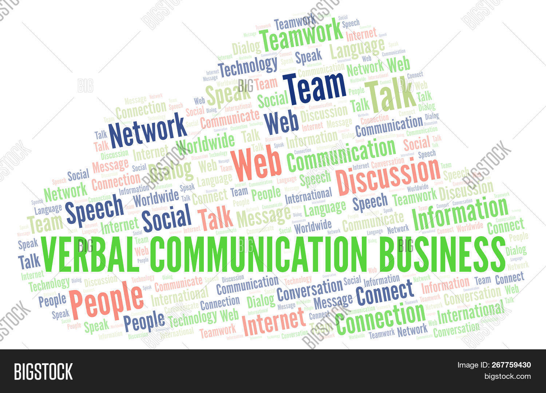 Verbal Communication Image & Photo (Free Trial) | Bigstock