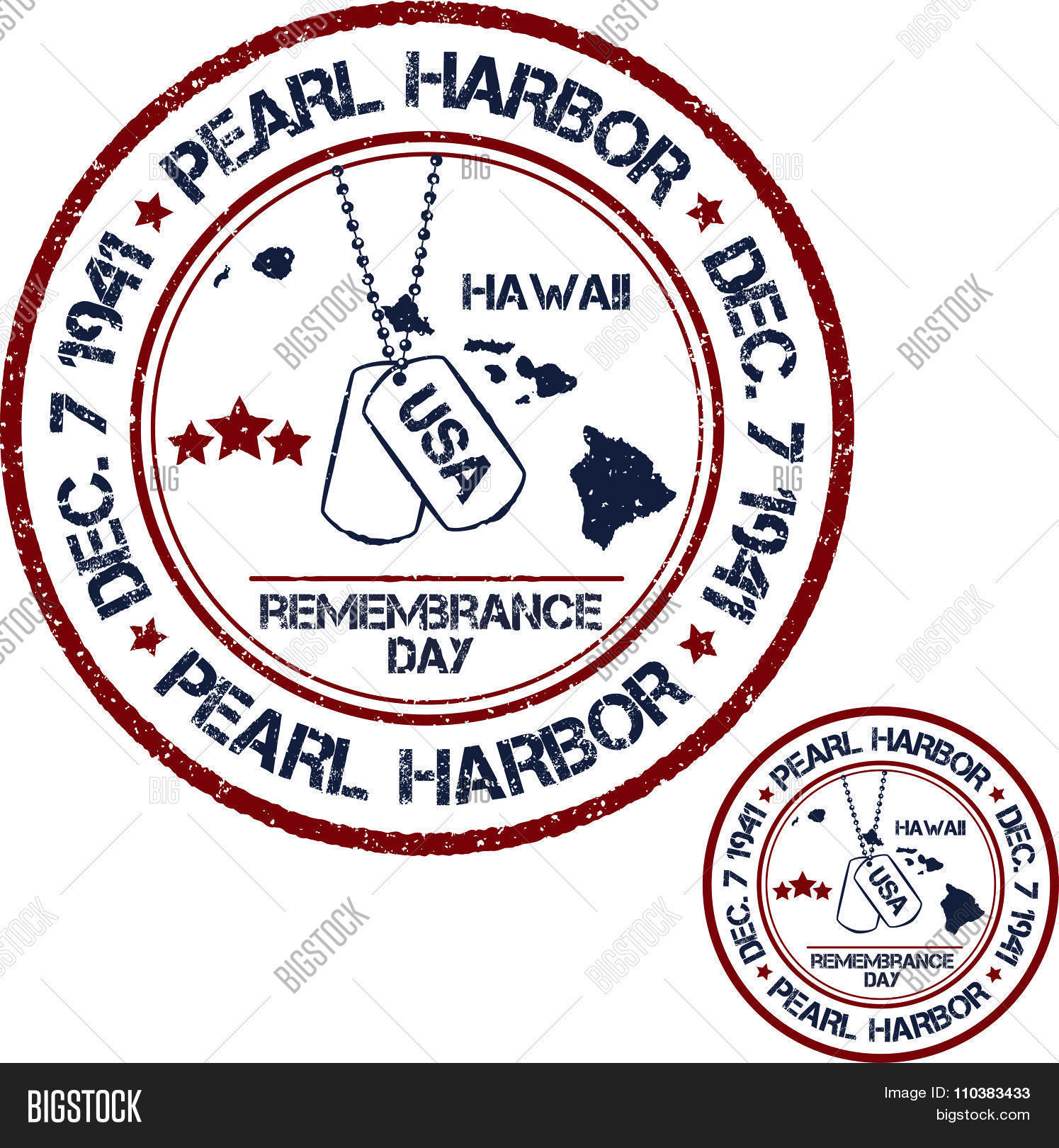 Pearl Harbor Remembrance Day Vector Amp Photo