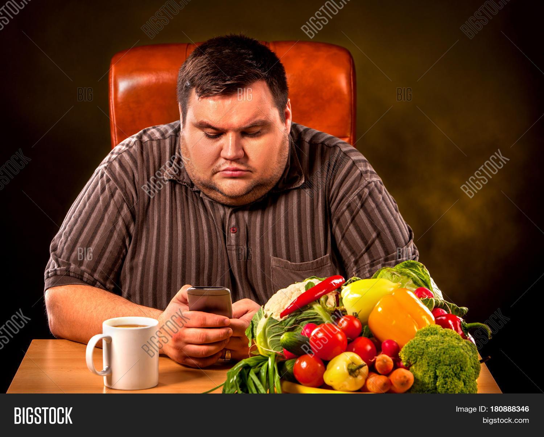 Somebody Eating Veggies