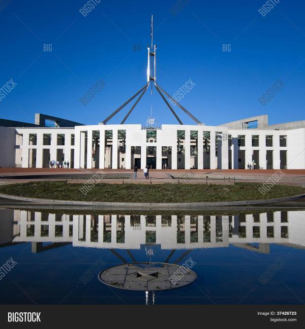 CANBERRA -SEP 20: Australia's Image & Photo   Bigstock