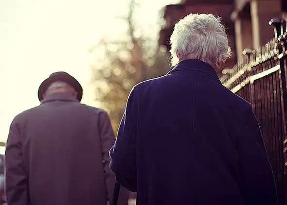 "Immunization against the ""disease"" of aging"