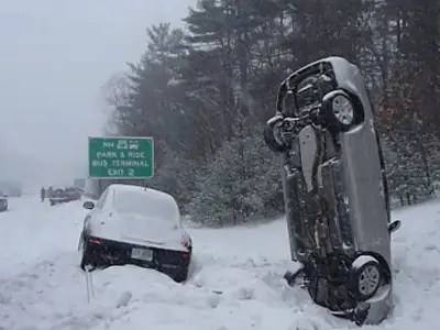 Safe Winter Snow Driving Tips - Business Insider