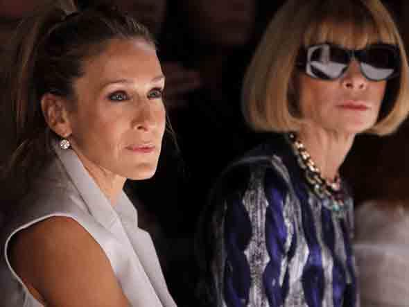 OBAMA: Sarah Jessica Parker / Anna Wintour: $2 million