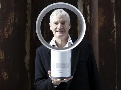 James Dyson, founder, Dyson