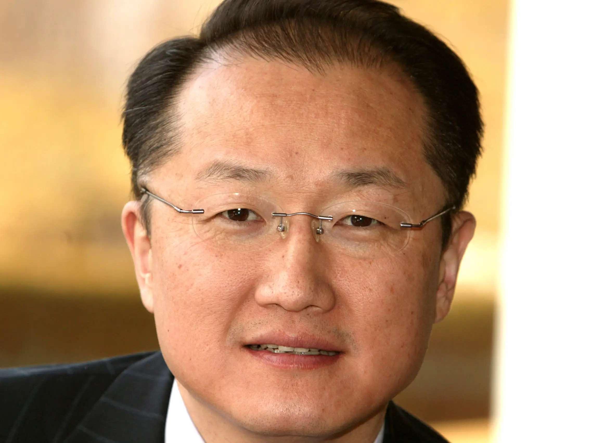 Jim Kim, President at The World Bank