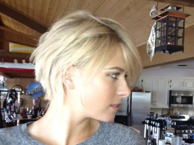 Her every move is followed closely. The Internet freaked out when she announced that she cut her hair off