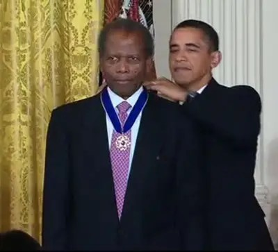 """After Sidney Poitier's first audition, the casting director instructed him to just stop wasting everyone's time and """"go be a dishwasher or something."""""""