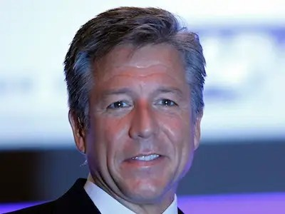 SAP's Bill McDermott: Born to be a CEO.