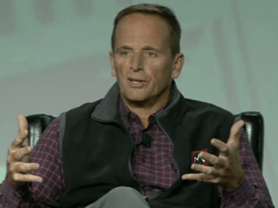 Sequoia Capital's Jim Goetz