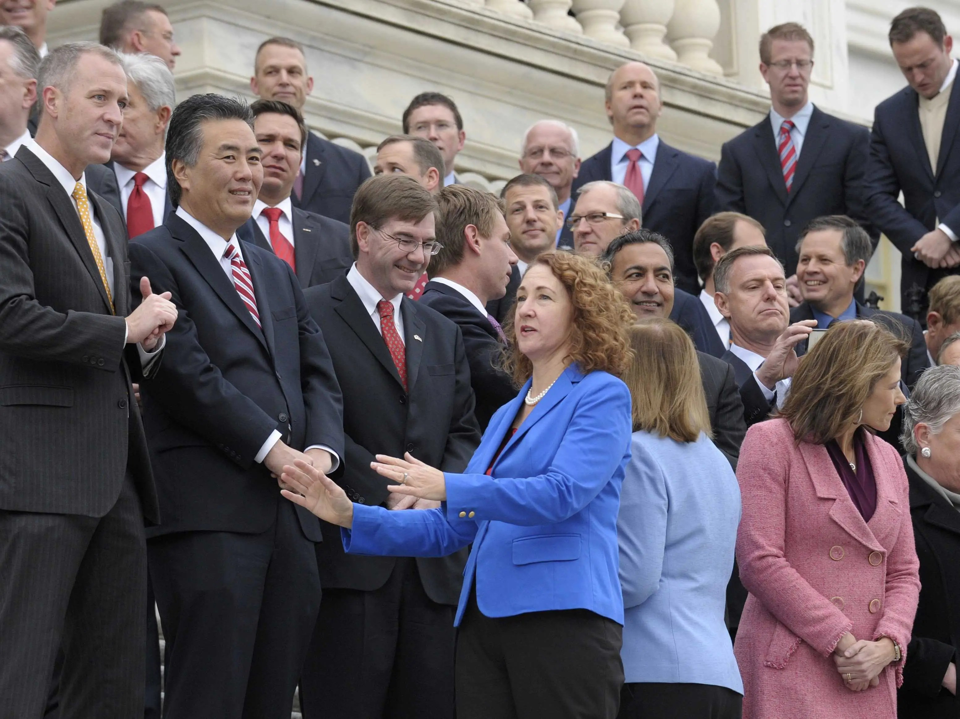 Congress is 18% female.