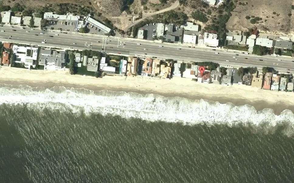 His tenth house is on Malibu's 'Billionaire's Beach'