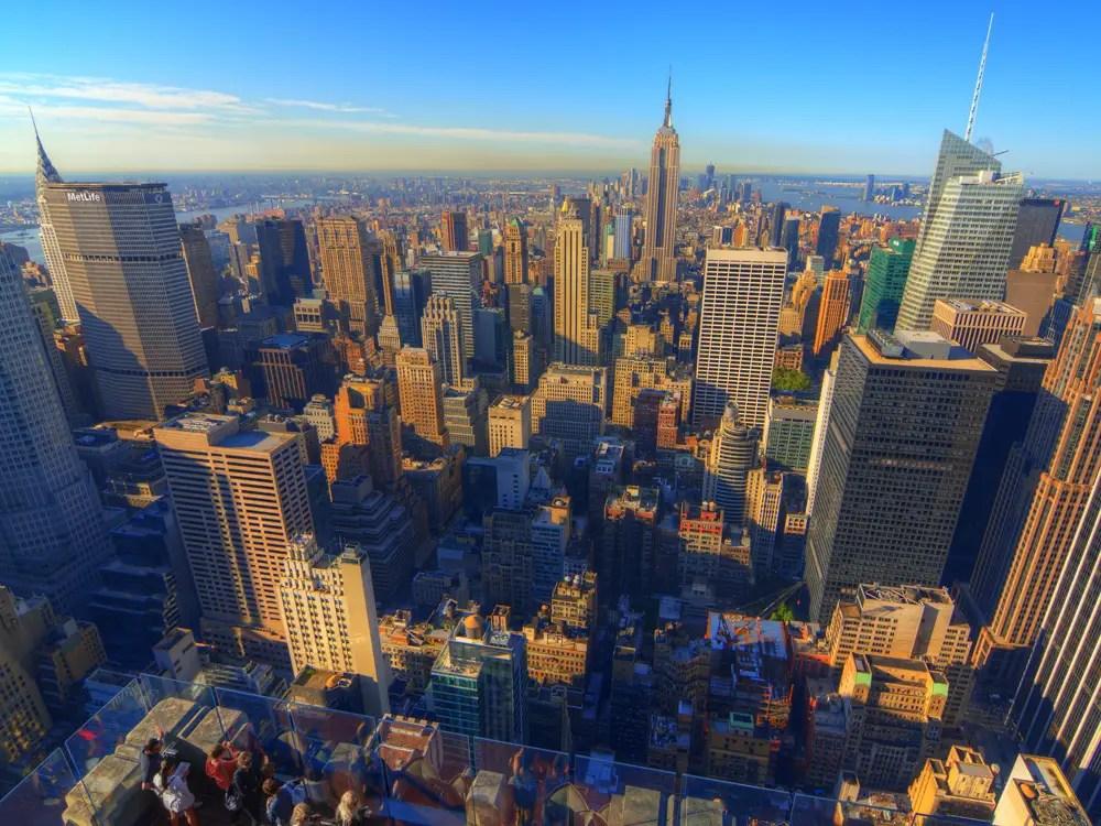 #1 New York City, NY