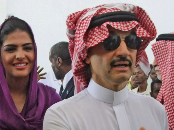 Forbes On Prince Alwaleed Net Worth - Business Insider