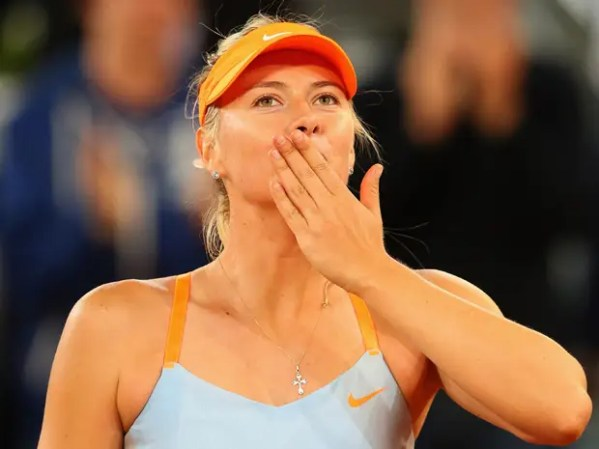 Maria Sharapova Tweets About Players Above Boyfriend In ...