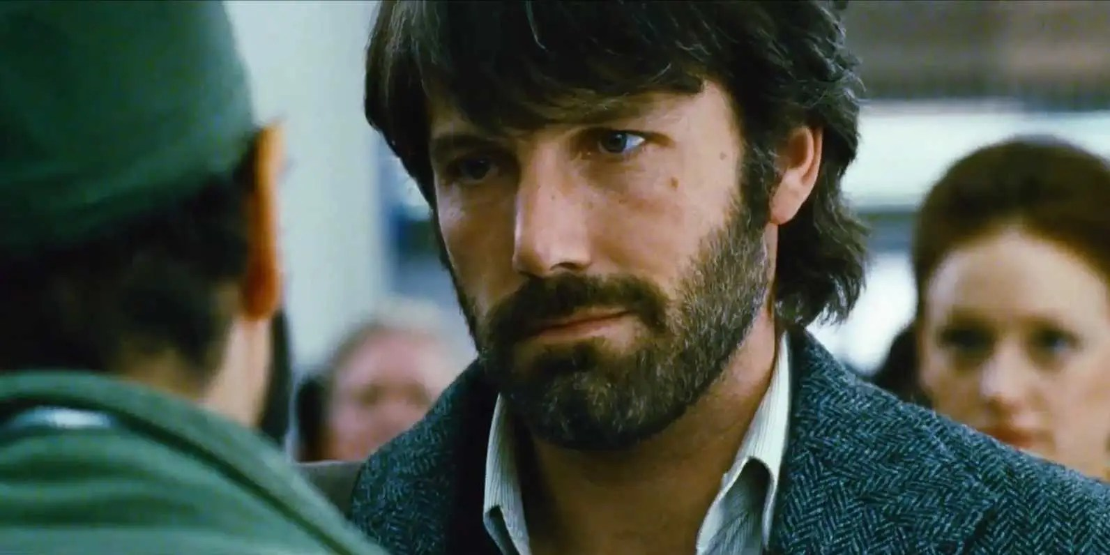 """Argo"" (2012): On an undercover mission, a CIA agent (Ben Affleck) poses as a movie producer in order to rescue six Americans during the U.S. hostage crisis in Iran in 1980."