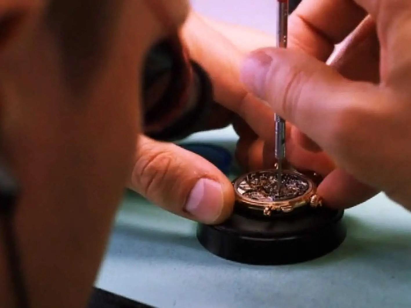 making of a patek phillipe watch bloomberg
