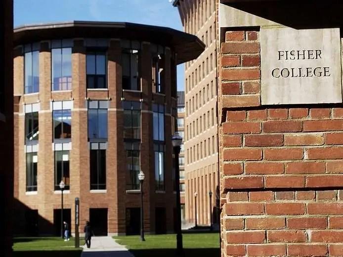 #31 Ohio State University (Fisher)