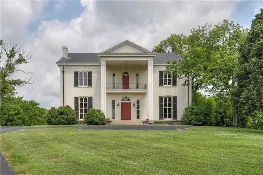 #12 Faith Hill and Tim McGraw put their Franklin, Tenn. estate on the market for a hefty $20 million. The 750+ acres have plenty of rolling pastures, fields, ponds, and spring-fed creeks. There are also four different residences.
